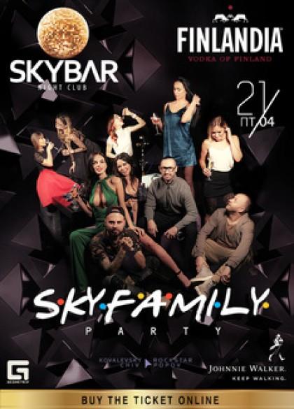 SkyFamily party