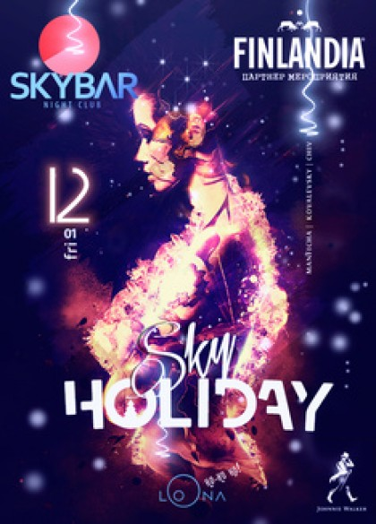 12.01 Sky Holiday day 12