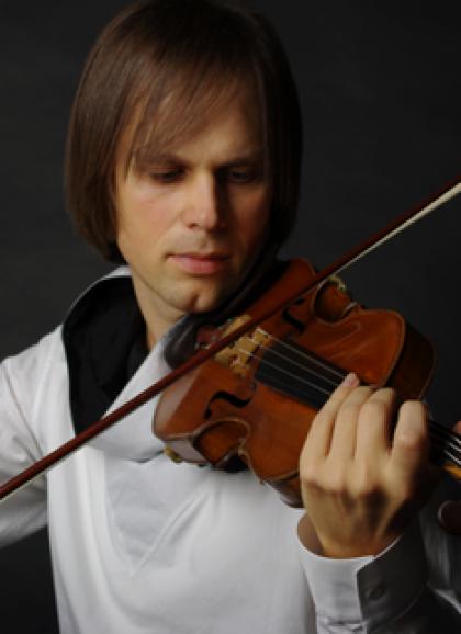 Абонемент №6: ДМИТРО ТКАЧЕНКО (скрипка) .Симфонічний оркестр НФУ