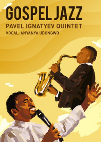 Gospel Jazz — Pavel Ignatyev Quartet
