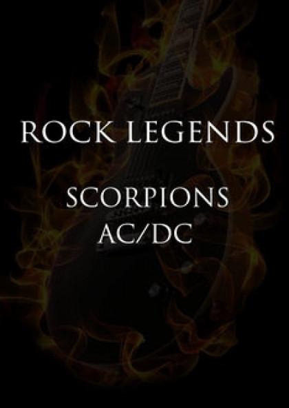 Rock Legends: Scorpions | AC/DC