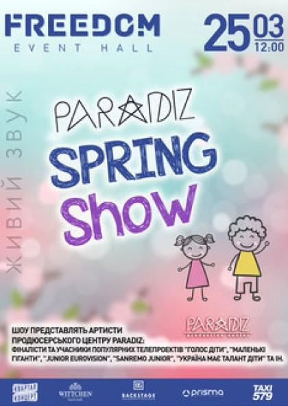 Paradiz Spring Show