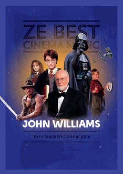 Ze Best Cinema Music - John Williams